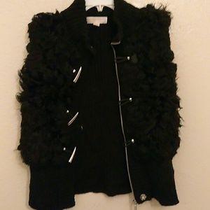 MK Faux Fur Vest